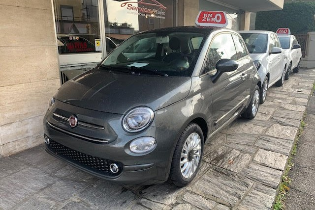 FIAT 500 EASYPOWER LOUNGE