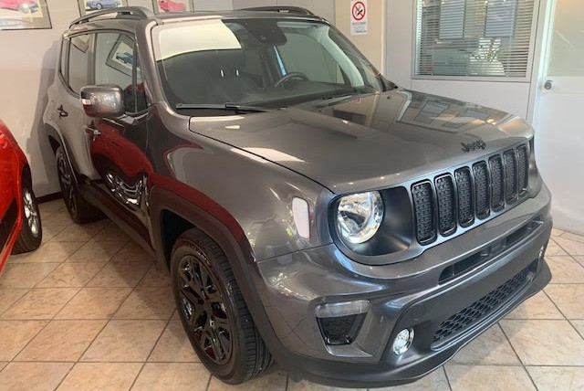 JEEP RENEGADE – NIGHT EAGLE
