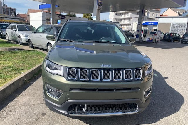 JEEP COMPASS LIMITED – KM0!