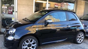 FIAT 500 HYBRID ROCKSTAR – KM0!